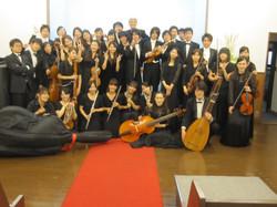 2012年 5周年記念 第7回定期演奏会