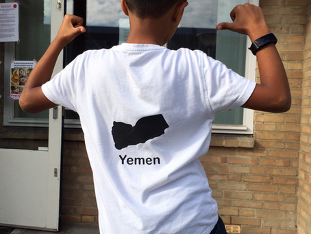 Middelburg. Ergens tussen Jemen en Koerdistan.