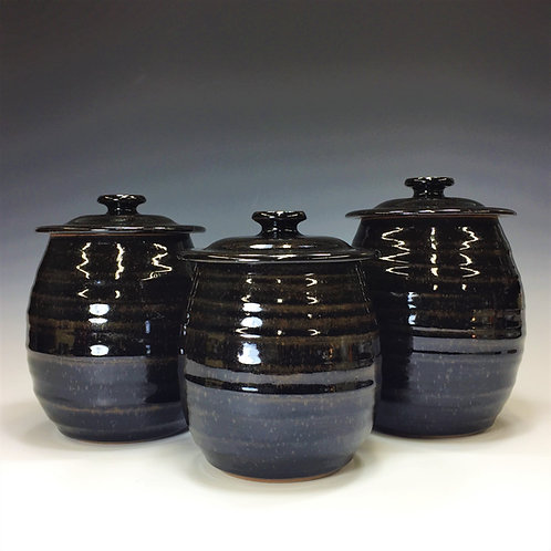 Canister Set, 3 pieces