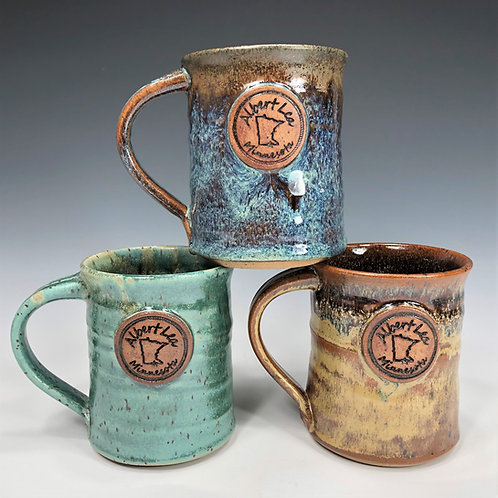Albert Lea Medallion 14 oz. Mug