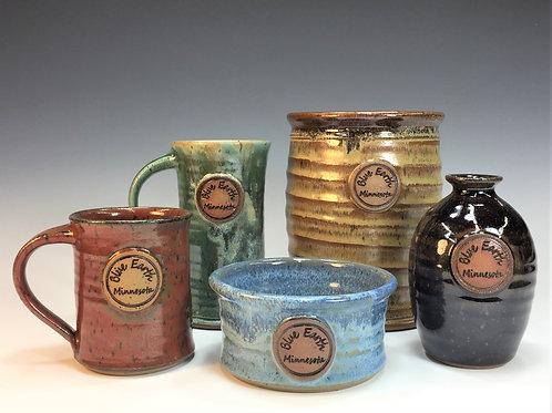 Custom Medallion Pottery
