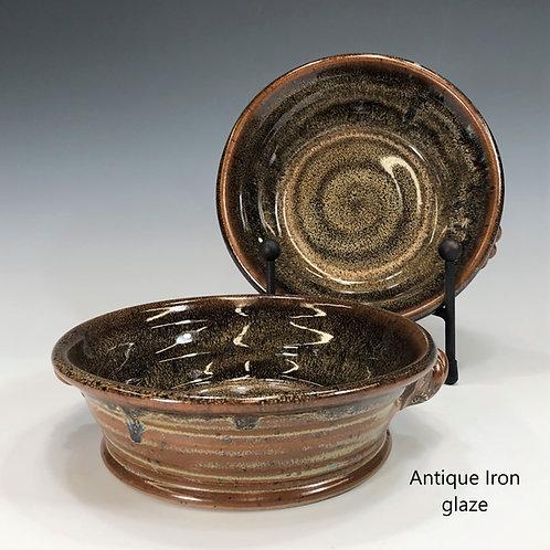 Antique Iron Glaze