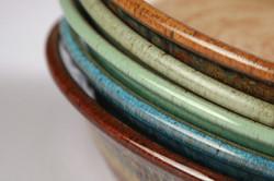 beautiful glazes...
