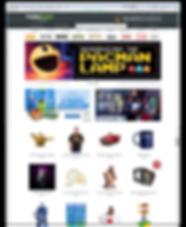 ThinkGeek Web Page PacMan.png