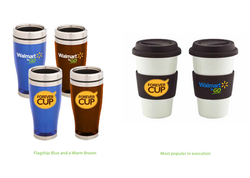 WTG Travel Cups