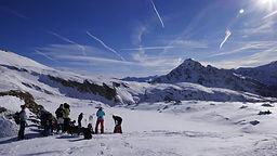 Schneeschuhwandern Goldberggruppe