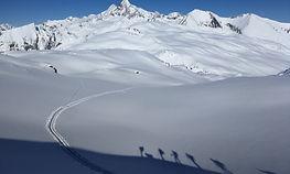 Skitour in den Tauern