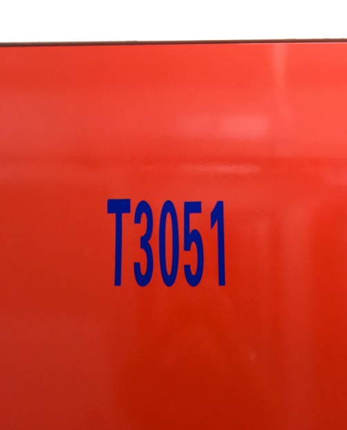 Unit Number & Directional Sign