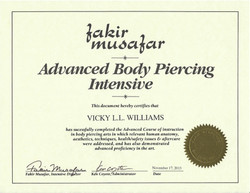Fakir Advanced Intensives