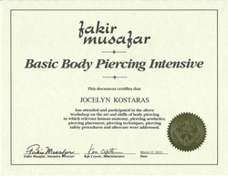 Fakir Basic Intensive