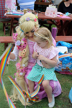 rapunzel Elsa kids parties elsa and anna childrens entertainment brisbane princess parties girl parties disney party frozen olaf elsa anna fairy faries princesses