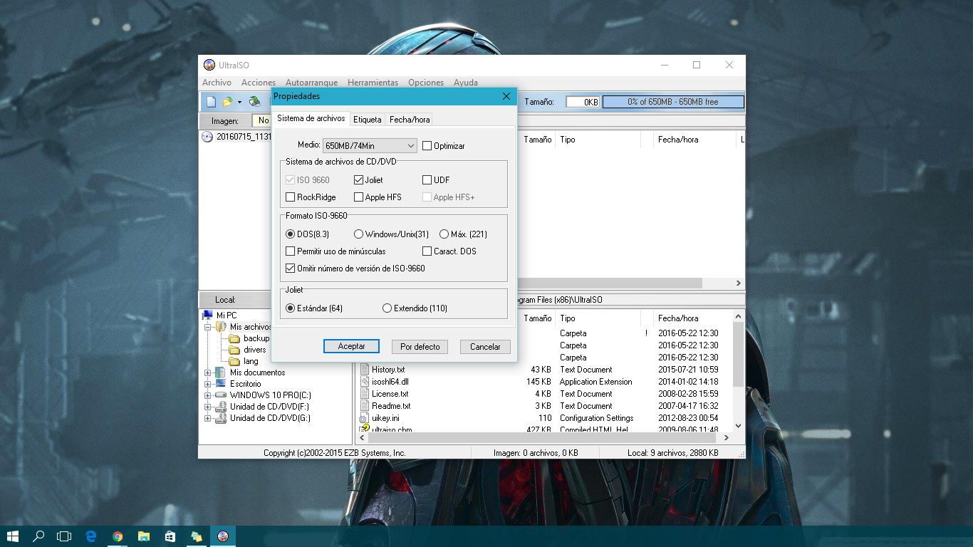Descargar e Instalar Ultra ISO Premium v9 6 6 3300 +