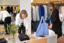 Ellie Tracey wardrobe refresh organising