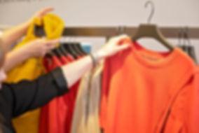 clothing styling wardrobe organising