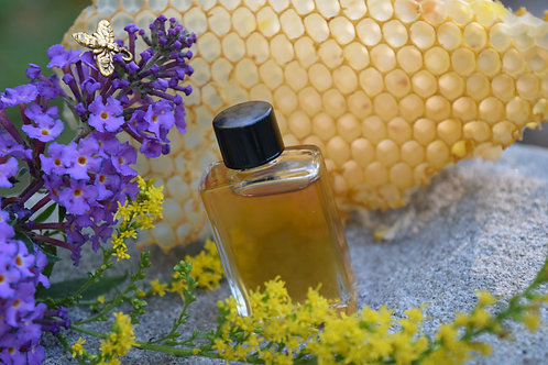 Hive Musk Botanical Perfume