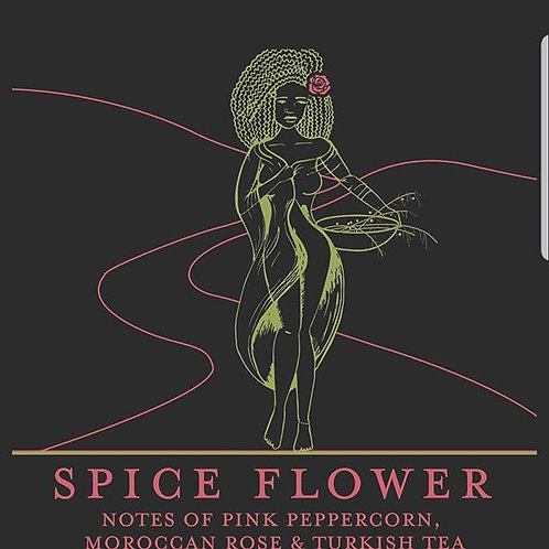 Spice Flower Botanical Perfume