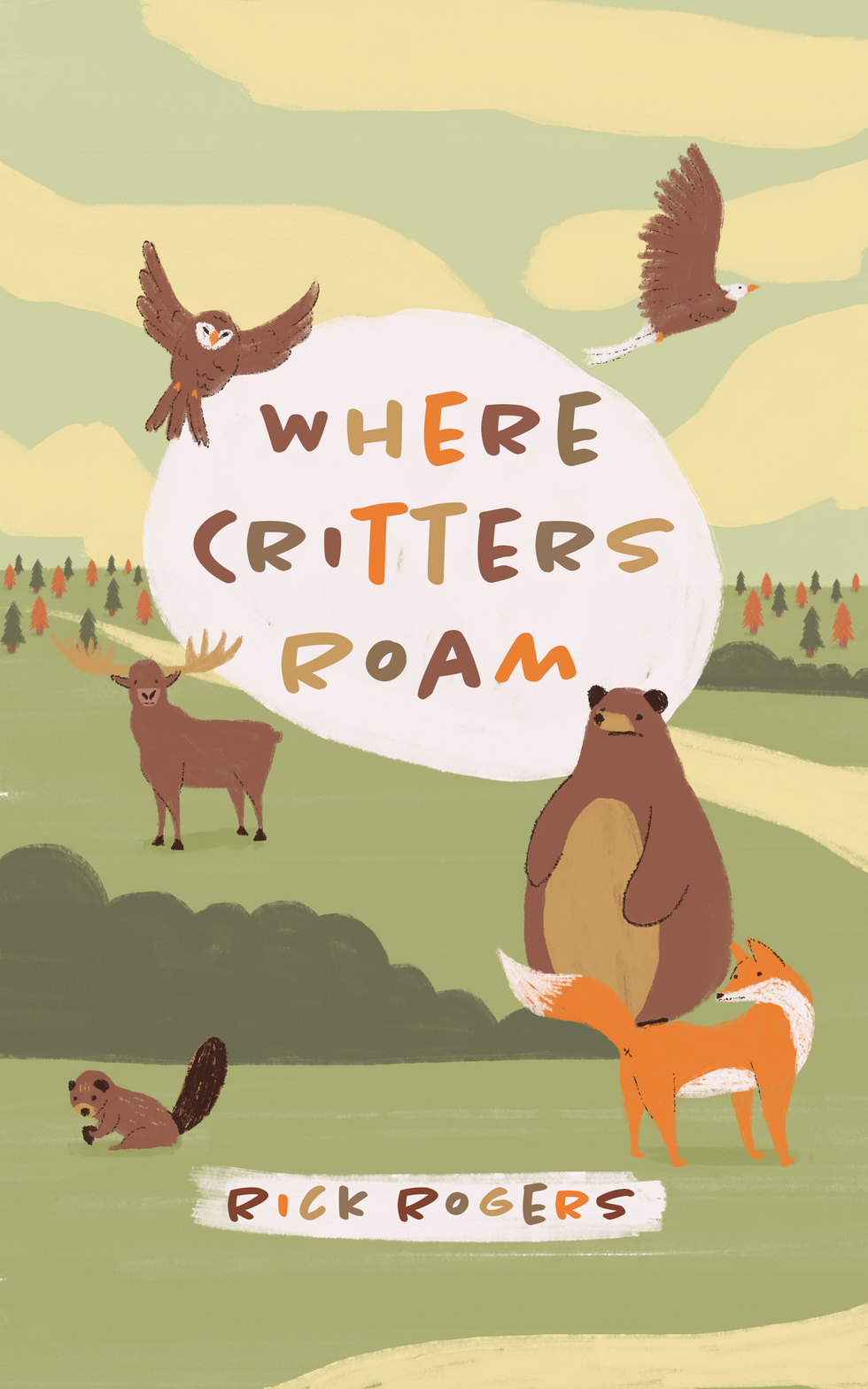Where Critters Roam ebook cover.png