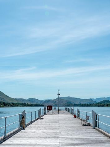 Blue Skies over the pier.jpg