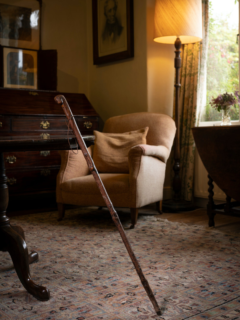 William_Wordsworth_walking_stick_Rydal_M