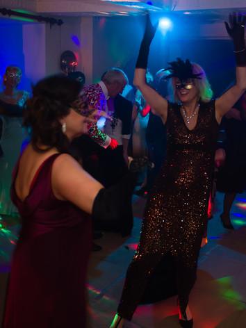 Appleby Castle Masquerade Ball  November