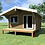 Thumbnail: Parson G90 15 ft. 7 in x 18 ft 8 in Log  Cabin D.I.Y.  Building kit