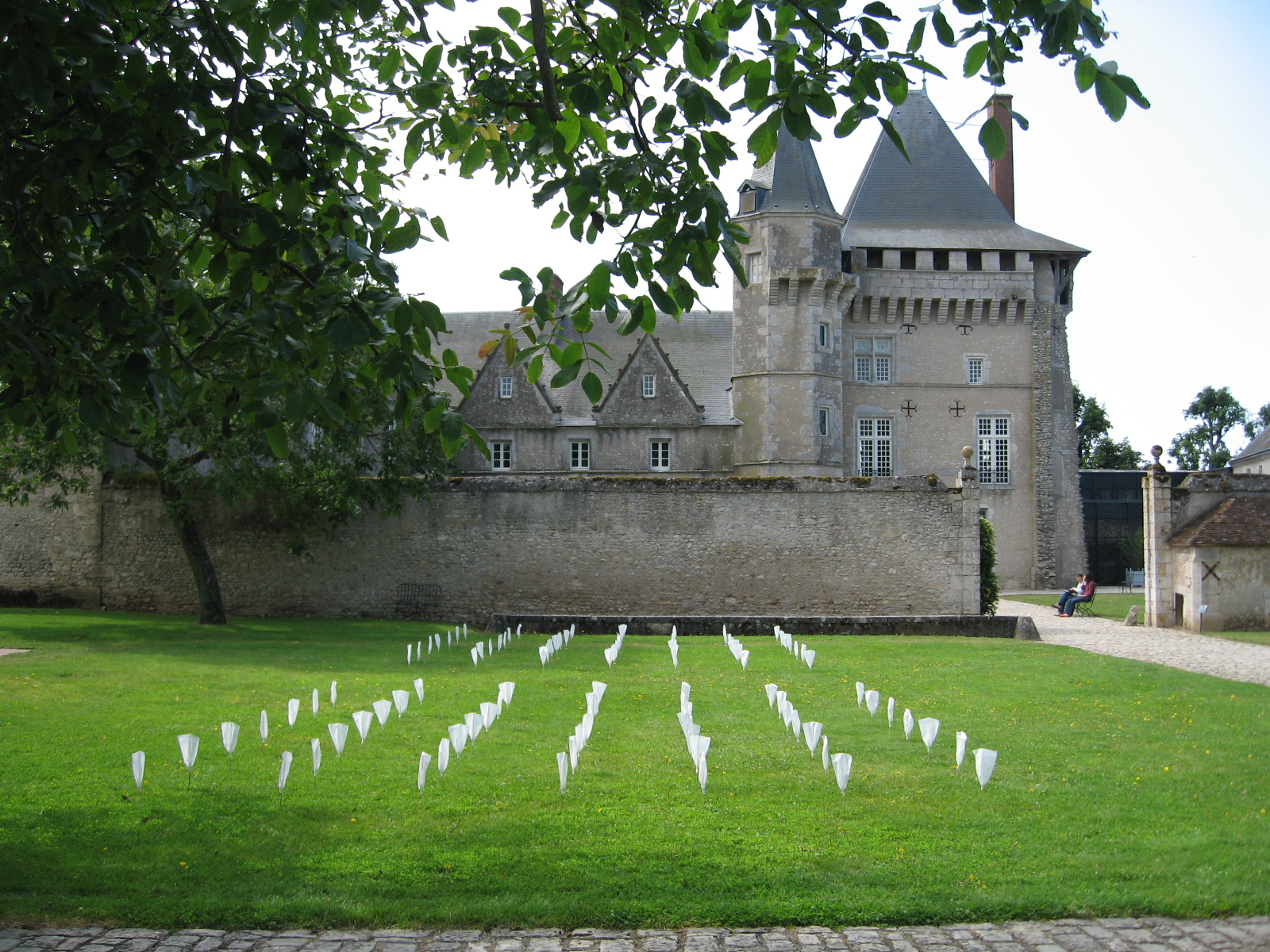 2007-Chateau de TALCY (2).JPG