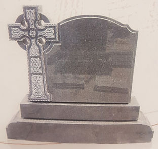 Irish Crafted Headstones