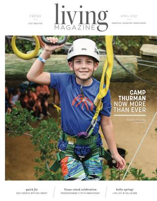 April 2021 Cover: Camp Thurman