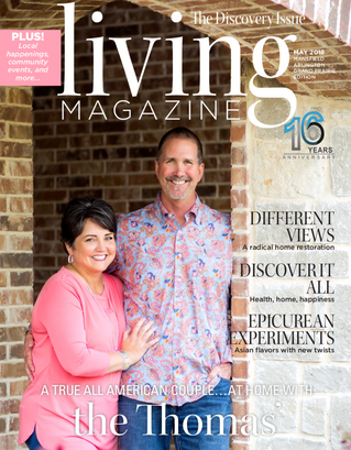 May Cover: Dr. Steven W. Thomas DDS