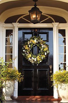 Creating a Striking First Impression with a  Memorable Front Door