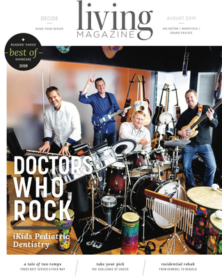 August Cover: iKids Pediatric Dentistry
