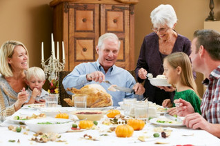Just Ask! Take Advantage Of Holiday Conversations With Loved Ones - For Your Health