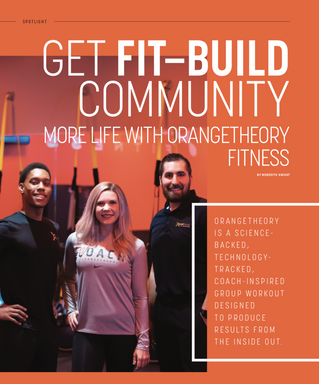January Spotlight: Orangetheory Fitness