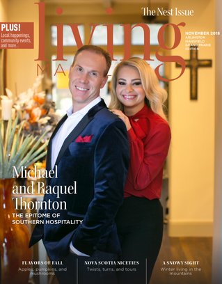 November Cover: Mansfield Cosmetic Surgery Center