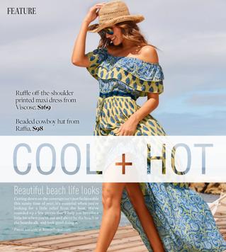 Cool + Hot