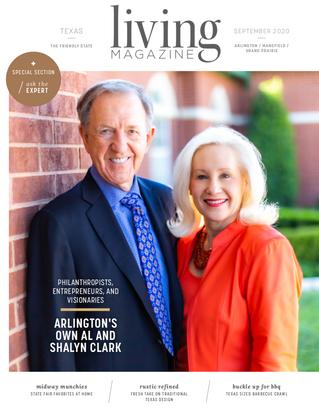 September Front Cover: Al Clark Insurance