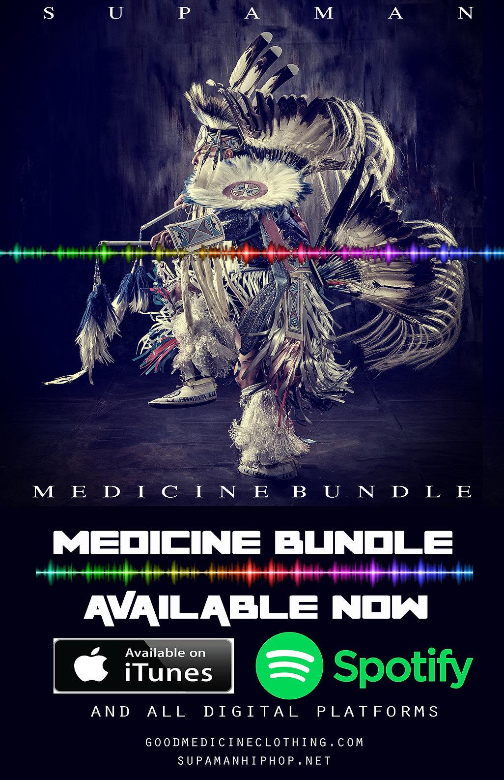 Medicine Bundle promo poster.jpg