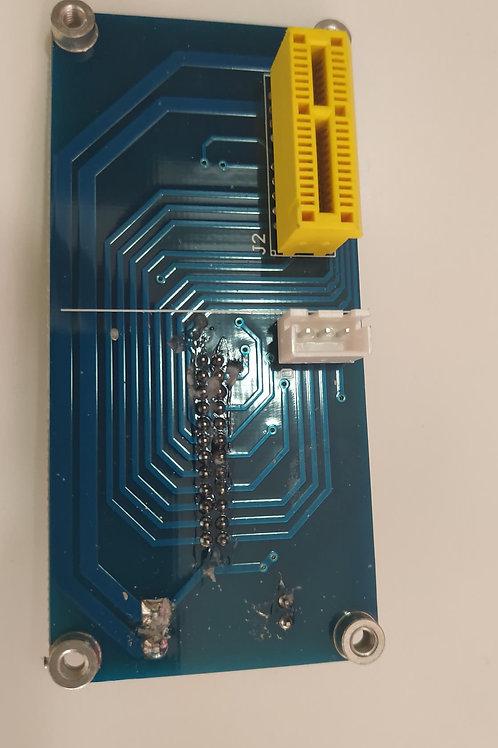 Evnovo Genius PCB SET. 3 x pcb X,Z & EXTRUDER