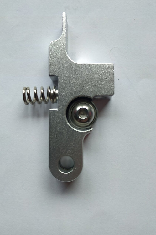 Alloy Titan extruder idler lever. X1 & Genius. BACK IN STOCK SOON