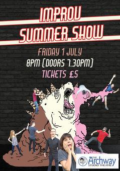 Improv Summer Show 2016.07.01