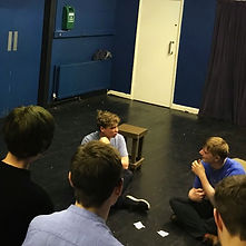 improv workshop in horley surrey