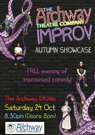 Improv Autumn Showcase 2015.10.24