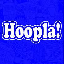hoopla impro logo