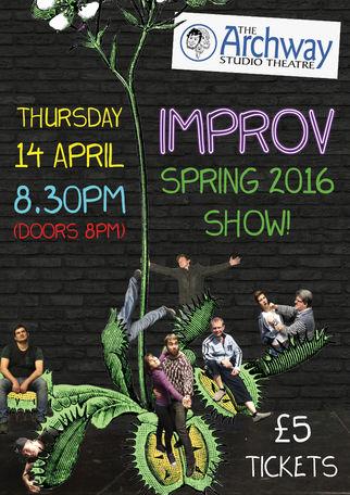 Improv Spring Show 2016.04.14