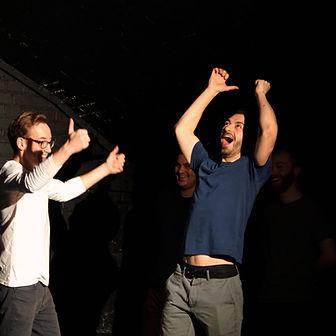 Dingbats Improv Show Joy