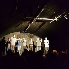 Dingbats Improv Show at the Archway