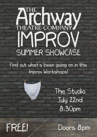 Improv Summer Showcase 2015.07.22