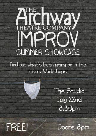 Improv Summer Showcase 2015.07.22