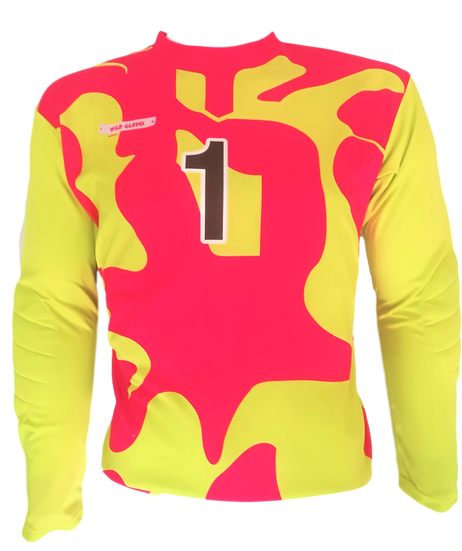 Cow on LSD Goalkeepers kit