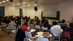 Reunión en UNSJ